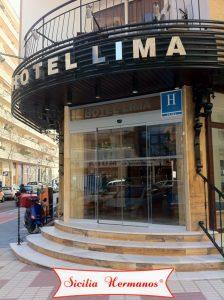 puertas automáticas de cristal Málaga