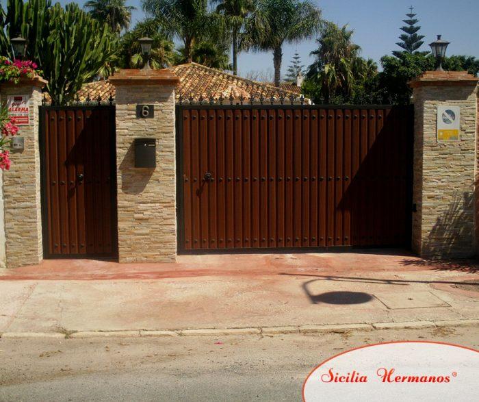 puertas automáticas en Marbella