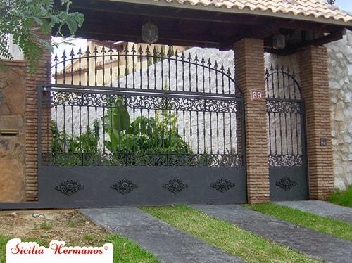 puertas automáticas Málaga