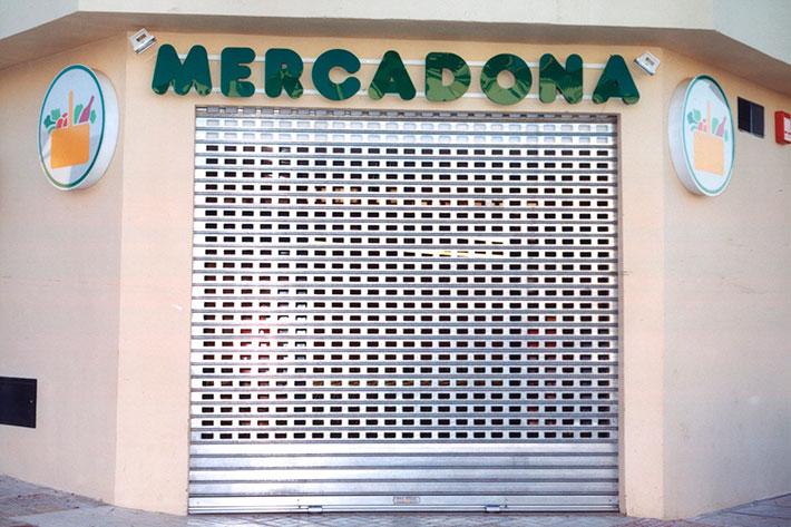 Puertas Metálicas Málaga